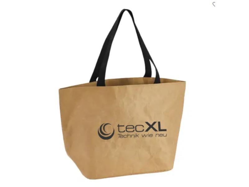 tecXL  Kraftpapier-Shopper mit Kühlfunktion - shop.bb-net.de