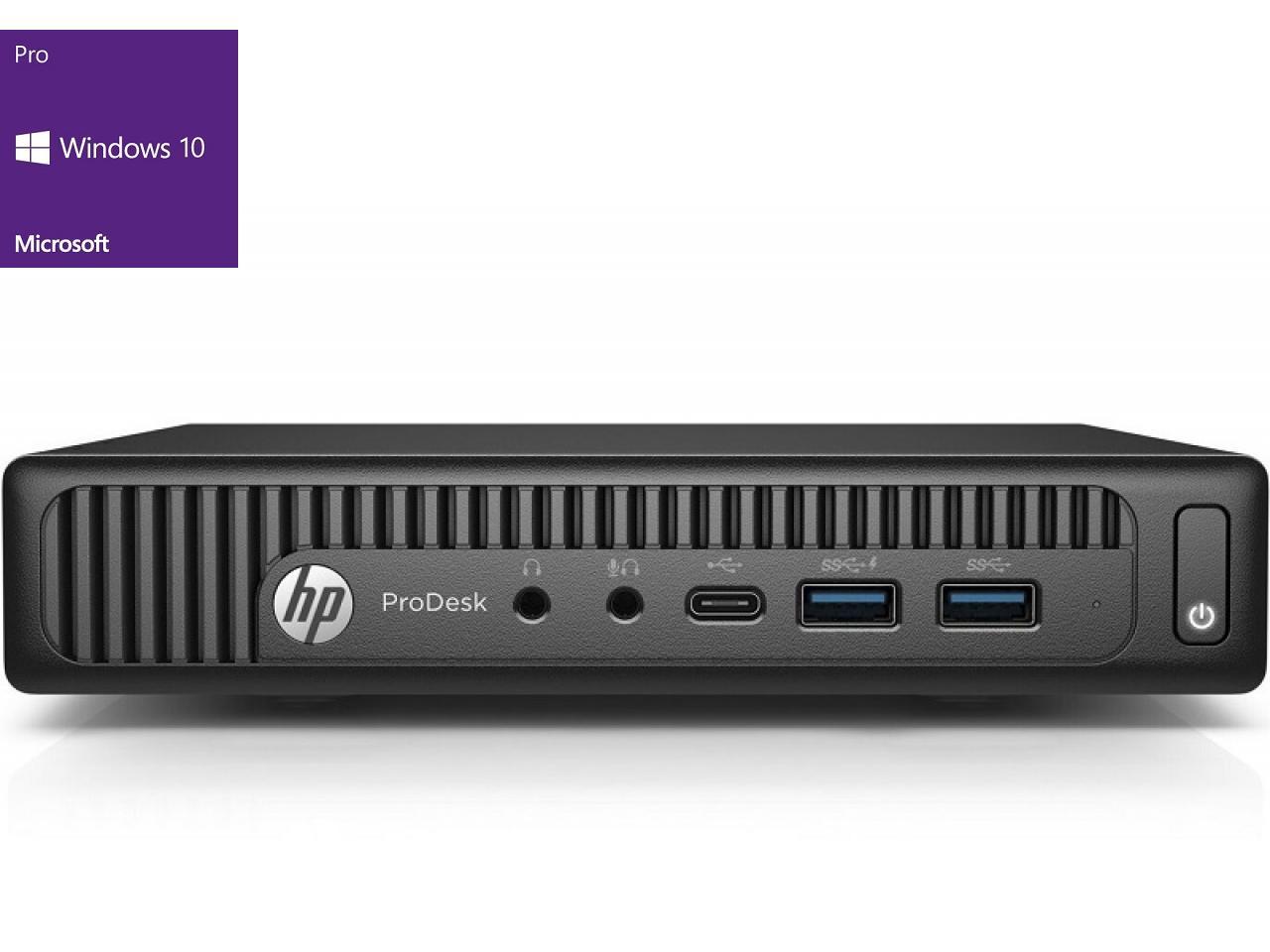 Hewlett Packard ProDesk 600 G2 DM MP  - shop.bb-net.de