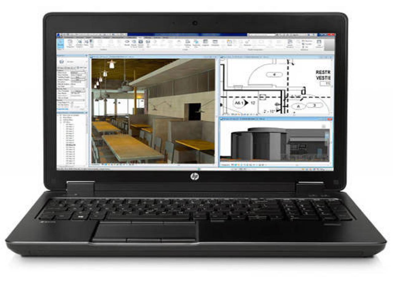 Hewlett Packard ZBook 15 (DC)  - shop.bb-net.de
