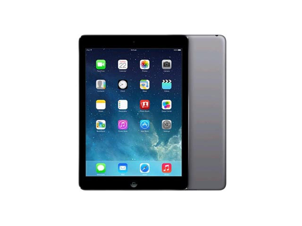 Apple iPad Air A1475 Spacegrau  - shop.bb-net.de