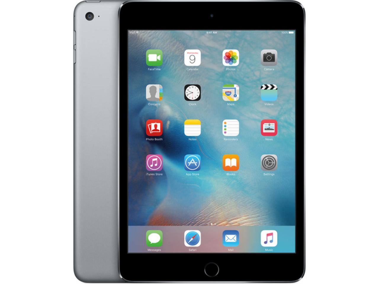 Apple iPad 4 3G-4G A1460 Spacegrau  - shop.bb-net.de