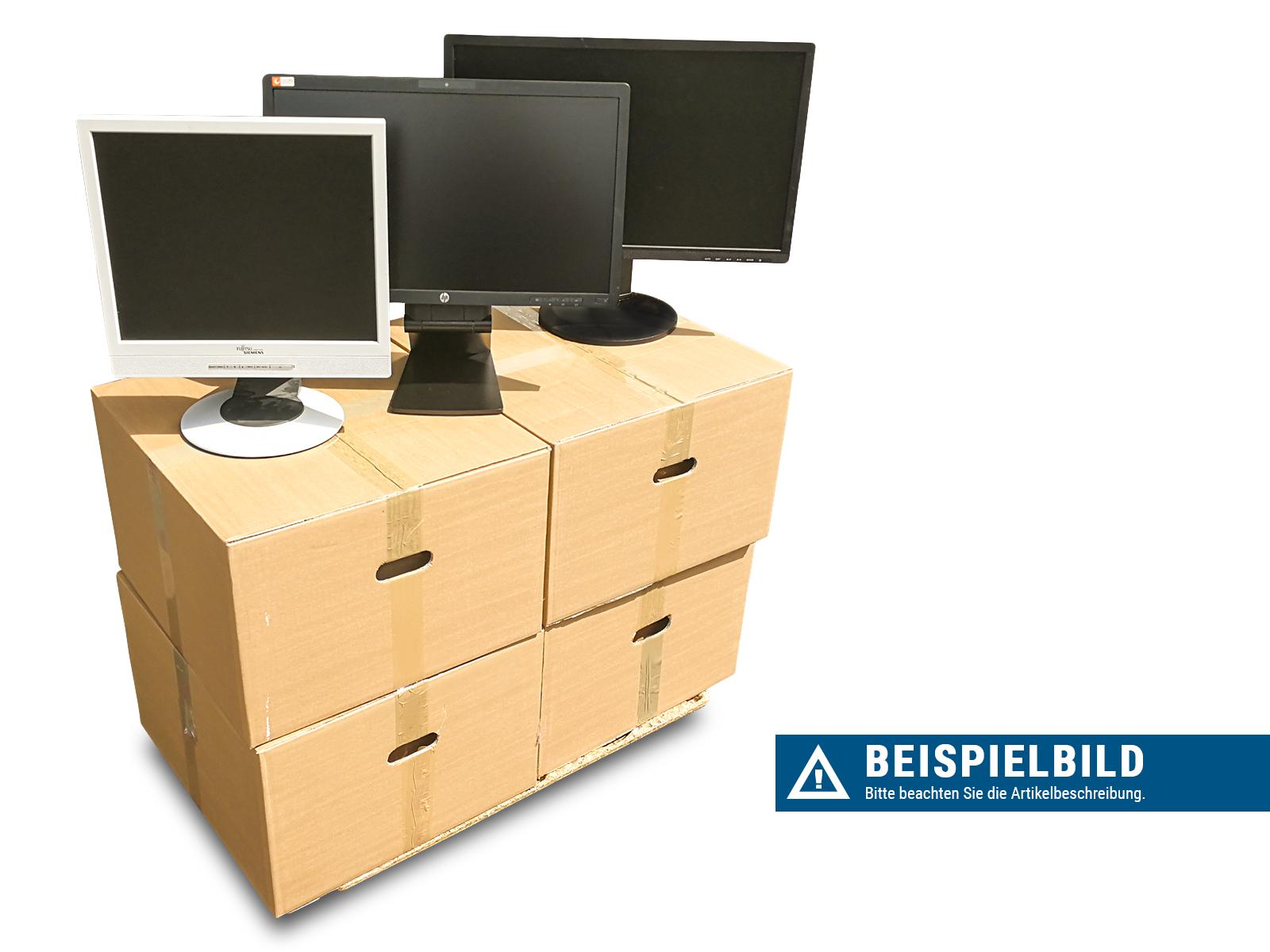 TFT PAKET:  61 Stück lt. Liste - Ohne Gewähr auf Vollständigkeit und Funktionsfähigkeit - Ungetestet direkt vom Endanwender - shop.bb-net.de