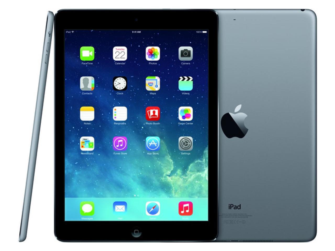 Apple iPad Air A1474 Spacegrau  - shop.bb-net.de
