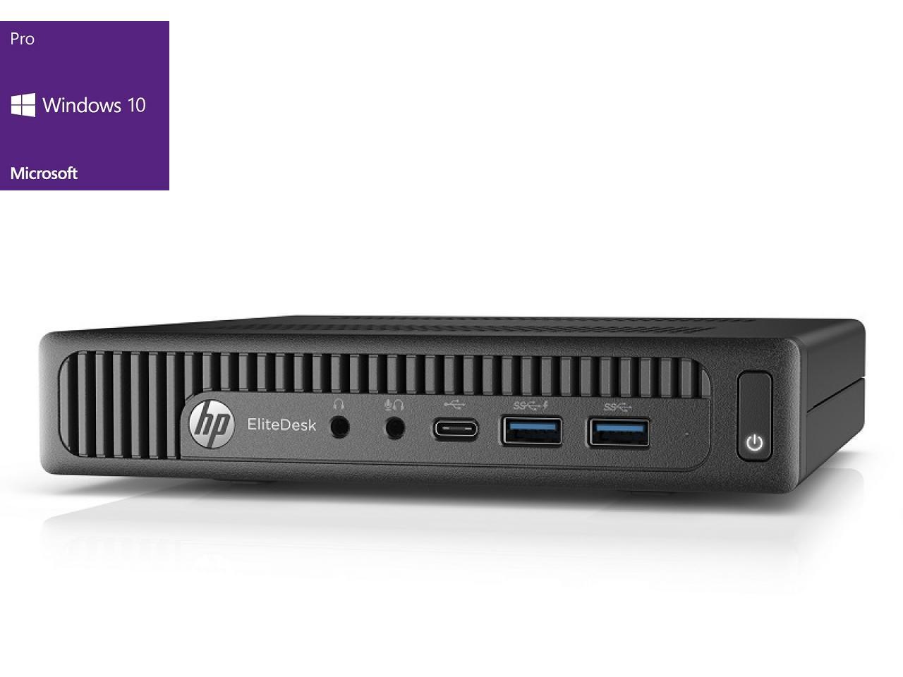 Hewlett Packard EliteDesk 800 G2 Tiny (1x DP) MP  - shop.bb-net.de