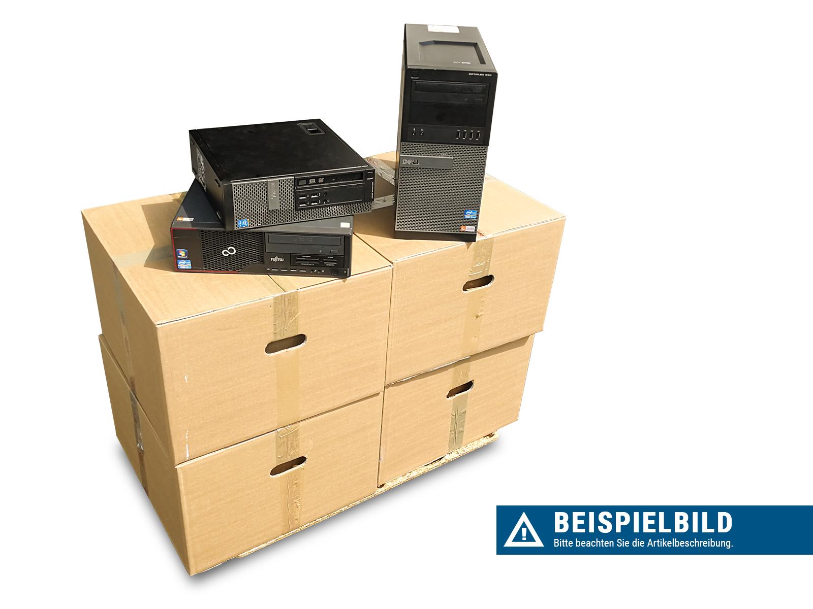 PC PAKET: 16 Stück lt. Liste - Ohne Gewähr auf Vollständigkeit und Funktionsfähigkeit - ungetestet - shop.bb-net.de