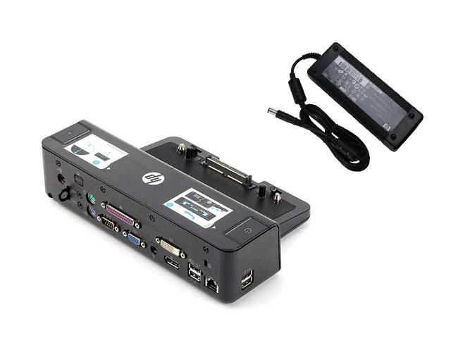Hewlett Packard Docking HSTNN-I11X inkl. 90 Watt Netzteil  - shop.bb-net.de