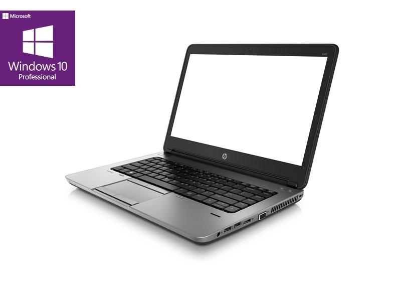 Hewlett Packard ProBook 640 G1 / Intel 4000M Core i3 2x2.40 GHz / 14 / 1366 x 768 WXGA / Intel HD Graphics 4600 SM / 8192 MB DDR3 / 320 GB  / DVDRW / Ethernet LAN WLAN Bluetooth / W10PRO ESET / DE / Akku OK / GK /  / Retail Orange / 2.Wahl