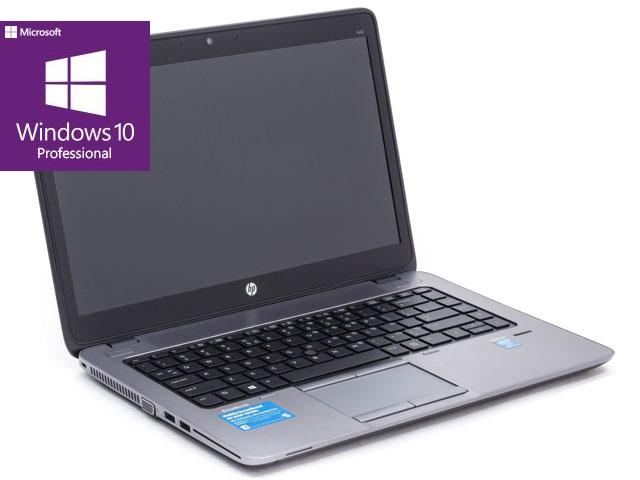 Hewlett Packard EliteBook 840 G1 / Intel 4300U Core i5 2x1.90 GHz / 14 / 1600 x 900 WSXGA / Intel HD Graphics 4400 SM / 8192 MB DDR3 / 256 GB SSD NEU / N.V. / Ethernet LAN WLAN Bluetooth Card Reader / W10PRO ESET / DE / Akku OK / GK DK DS /  / Retail Orange / 2.Wahl