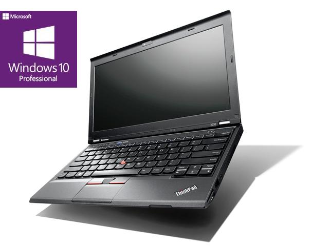 Lenovo ThinkPad X230 / Intel 3320M Core i5 2x2.60 GHz / 12.5 / 1366 x 768 WXGA / Intel HD Graphics 4000 SM / 8192 MB DDR3 / 256 GB SSD NEU / N.V. / Ethernet LAN WLAN UMTS Webcam Card Reader / W10PRO ESET / DE / Akku OK / GK DK TM /  / Retail Orange / 2.Wahl