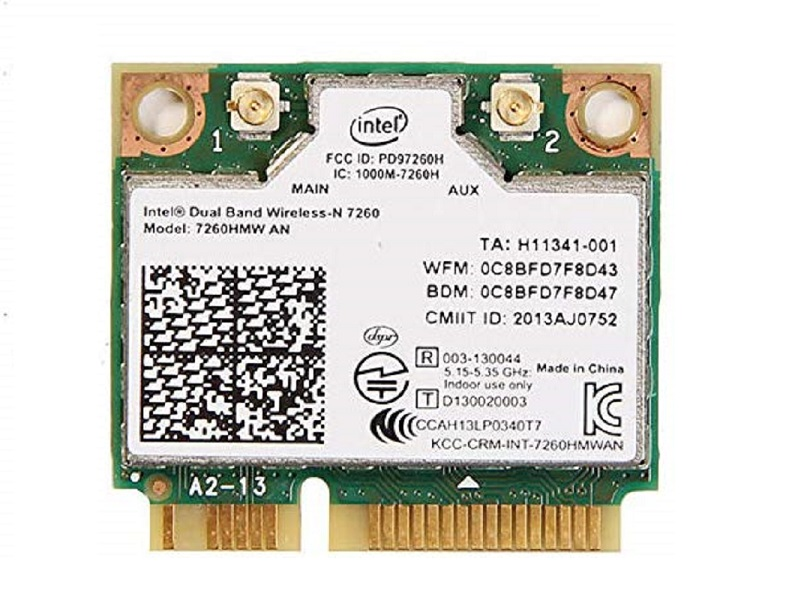 Intel 7260  - shop.bb-net.de