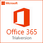 Microsoft Office 365 Testversion - 30 Tage